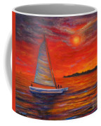 Sunset Passion Coffee Mug