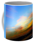 Sunset Reflections - Abstract Coffee Mug