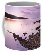Sunset Rocks Coffee Mug