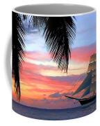 Sunset Sailboat Filtered Coffee Mug