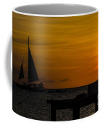 Sunset Sails Coffee Mug