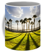 Sunset Sentinels Coffee Mug