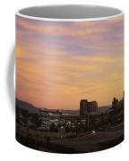 Sunset Skyline Phoenix Az Usa Coffee Mug