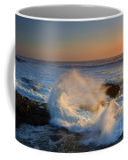 Sunset Spray Coffee Mug