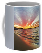 Sunset Streaks Coffee Mug