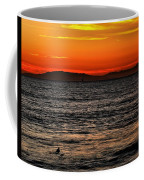 Sunset Surfer Coffee Mug