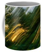 Sunset Swipe Coffee Mug