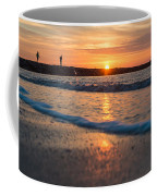 Sunset Tourists Coffee Mug