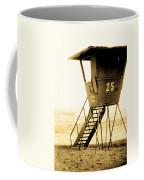 Sunset Tower 25 Coffee Mug