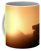 Sunset Truck Coffee Mug by Olivier Le Queinec