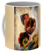 Sunset Tulips Coffee Mug