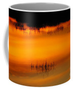 Sunset Tupper Lake Coffee Mug