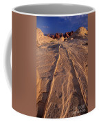 Sunset Valley Of Fire State Park Nevada Coffee Mug
