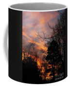 Sunset View From The Path Coffee Mug
