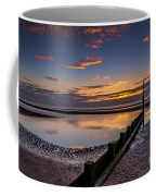 Sunset Wales Coffee Mug by Adrian Evans