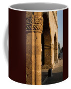Sunset Wall Of The Old City Coffee Mug
