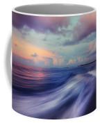 Sunset Wave. Maldives Coffee Mug