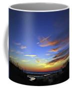 Sunset X Coffee Mug
