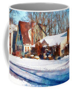 Sunshine After The Snow Coffee Mug