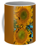 Sunshine And Turquoise  Coffee Mug