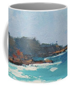 Sunshine Beach And Lions Head Noosa Heads Queensland Coffee Mug