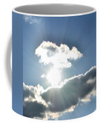 Sunshine Clouds Coffee Mug