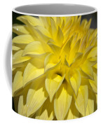 Sunshine Dahlia Coffee Mug
