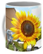 Sunshine In Country Farm Coffee Mug