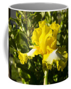 Sunshine Iris Coffee Mug