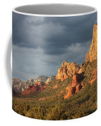 Sunshine On Sedona Rocks Coffee Mug