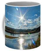 Sunshine On The Missouri Coffee Mug