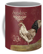 Sunshine Rooster Coffee Mug