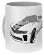 Super Bee Camaro Coffee Mug