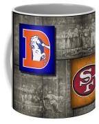 Super Bowl 24 Coffee Mug