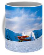 Super Cub Piper Bush Airplane Coffee Mug