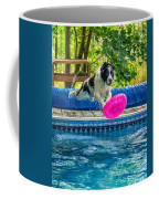 Super Dog 2 Coffee Mug