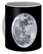 Super Moon Over Arizona  Coffee Mug