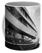 Super Yacht Coffee Mug