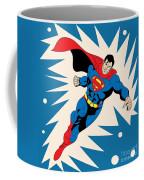 Superman 8 Coffee Mug
