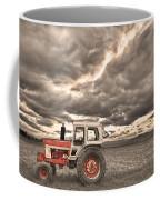 Superman Sepia Skies Coffee Mug
