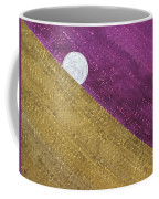 Supermoon Original Painting Coffee Mug