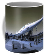 Supersonic  Coffee Mug by Rob Hawkins