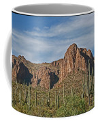 Superstition Mountains  Coffee Mug