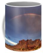 Superstition Rainbow  Coffee Mug