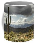 Superstition Snow Coffee Mug