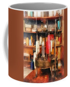 Supplies In Tailor Shop Coffee Mug