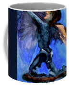 Support Coffee Mug by Beverley Harper Tinsley