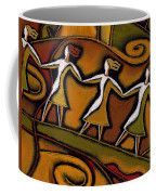 Support Coffee Mug by Leon Zernitsky