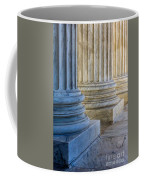 Supreme Court Colunms Coffee Mug