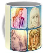 Sur La Mer Collage Coffee Mug